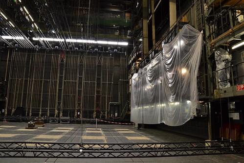 Escenario Opera de Viena