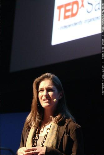horse whisperer & life coach Koelle Simpson @ TEDx San Diego 2011    MG 3518
