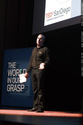 Kent McIntosh @ TEDx San Diego 2011    MG 3558
