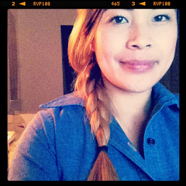 my side braid