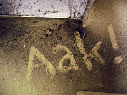 Aak wall soot