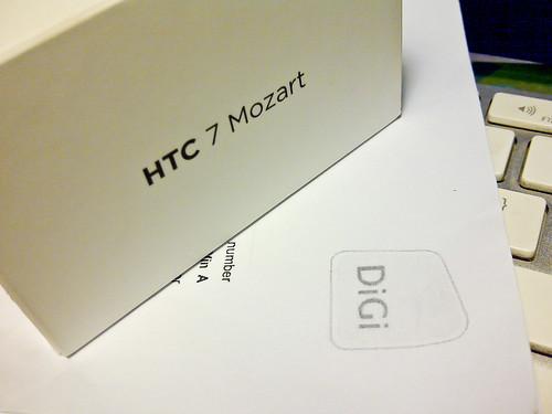 HTZ 7 Mozart
