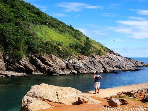 Canal da Lagoa de Guarapiné_Maricá-RJ