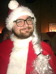 glasses(1.0), facial hair(1.0), fur(1.0), clothing(1.0), hair(1.0), santa claus(1.0), costume(1.0), beard(1.0),