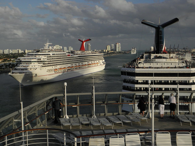 Carnival Cruise Terminal Miami Instagram  Punchaoscom