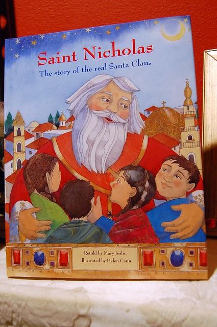 saint nicholas book