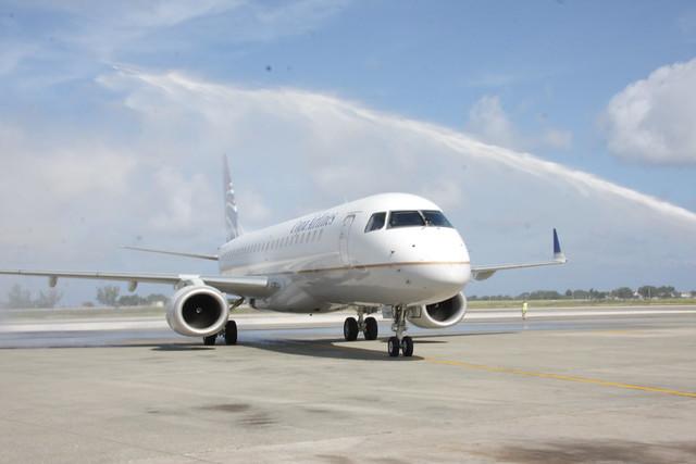 Copa Airlines aterriza en Montego Bay