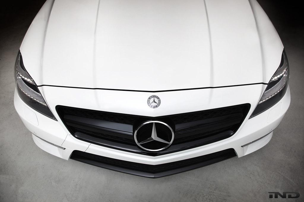 Winter Beast (CLS63 AMG + RENNtech) - Teamspeed com
