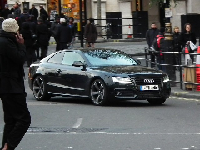 Audi A5 S Line 'Black Edition' | Flickr - Photo Sharing!