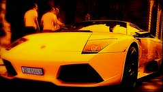 Dream-cars by Lamborghini