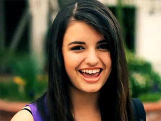 Speaking of Friday, remember that perky teen named Rebecca Black who posted ...