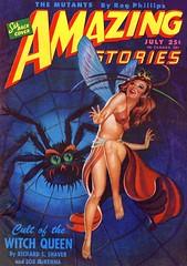 Amazing Stories: July 1946