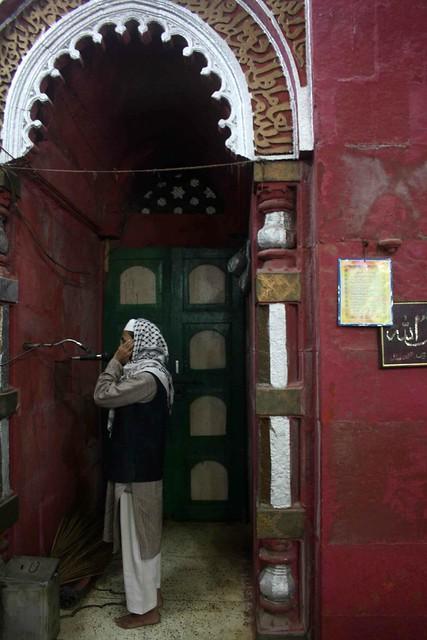 Mission Delhi - Muhammed Iftikhar, Jamat Khana Mosque