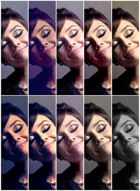 Audrey Hepburn  | Aperture Presets