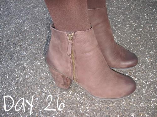 Livingaftermidnite - Shoe Challenge day 26