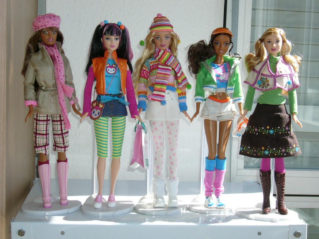 Barbie Fashion Photo