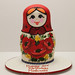 Babushka by Rouvelee's Creations