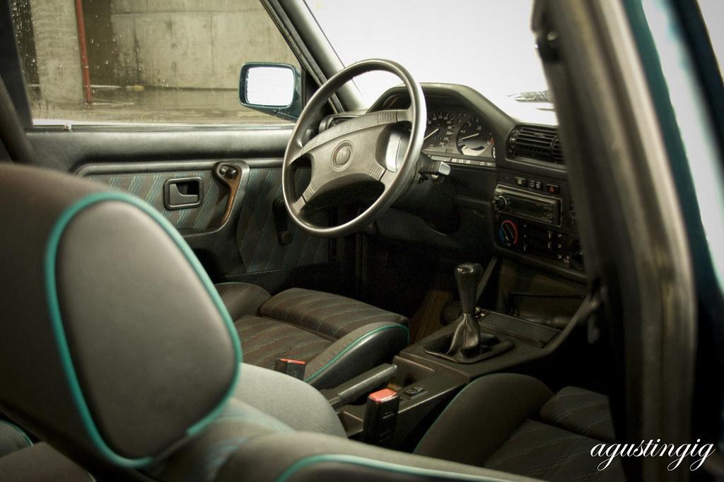 1988 bmw 325ix touring design edition awd 5-speed manual trans.
