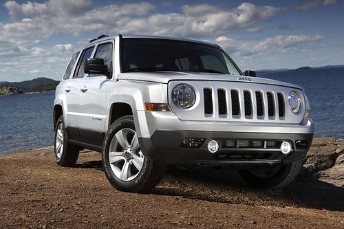 Jeep Patriot: Robusta y Estetica SUV Crossover