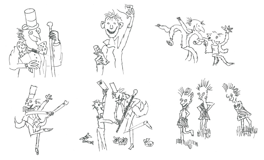 roald dahl matilda coloring pages - photo#24