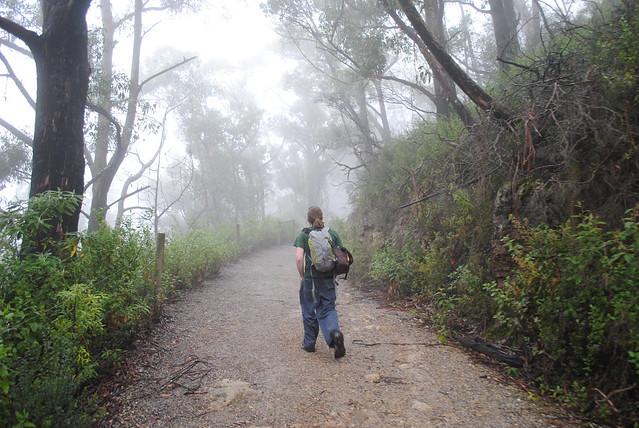 Ascending Mount Oberon