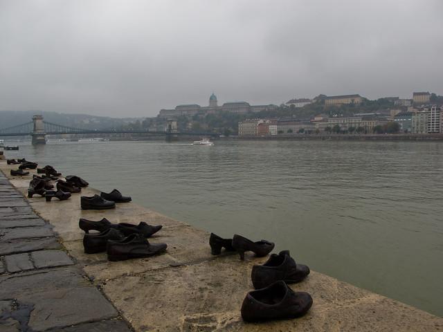 Hungarian Jewish WWII Memorial