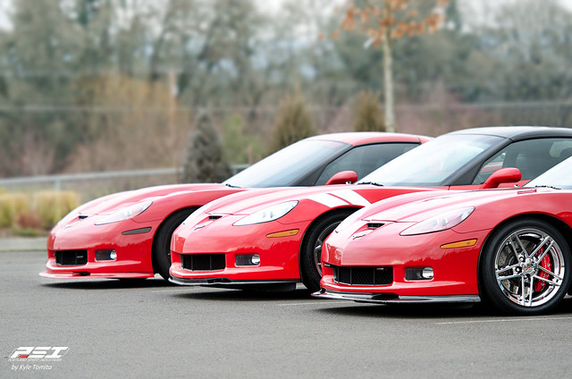 Three Corvettes in front of PSI 3.jpg