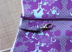 bag tutorial metal side