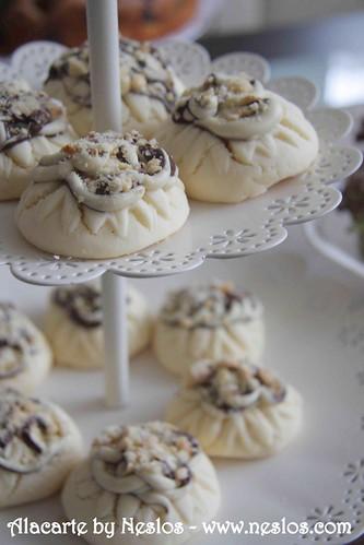 Glazürlü kurabiye