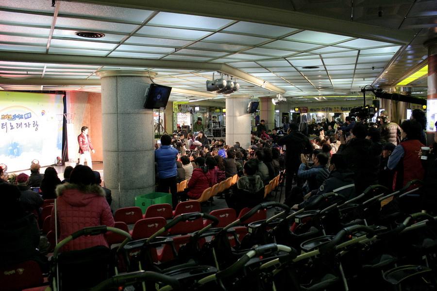 Underground mall(1)