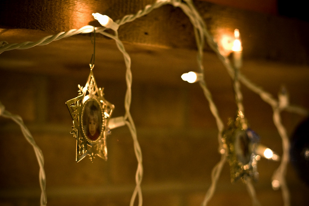 Ornaments from Grandma