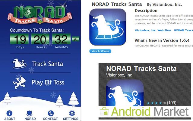 Which Organization Tracks Santas Flight On Christmas Eve.Norad Tracks Santa The Official Norad Santa Tracker App