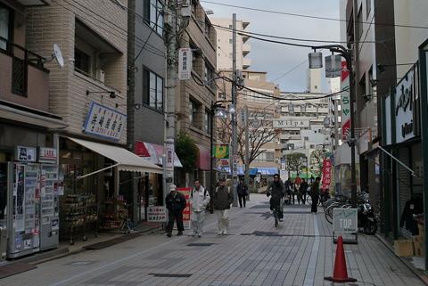 大森・旧不入斗村界隈を歩く