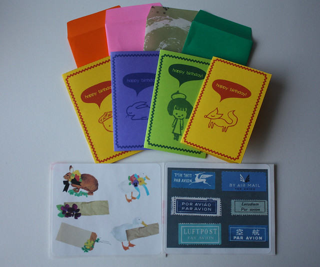 Stationery-Usagi Por Moi