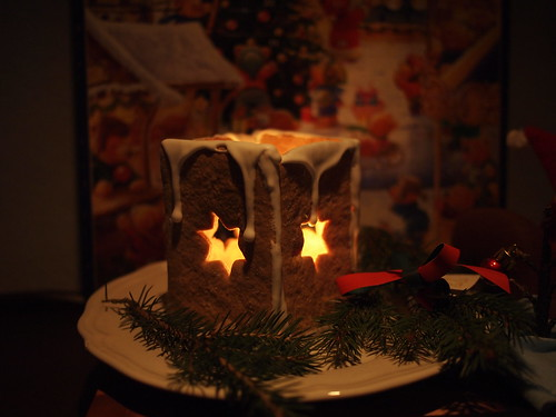Gingerbread light