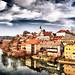 Novo mesto, old city core
