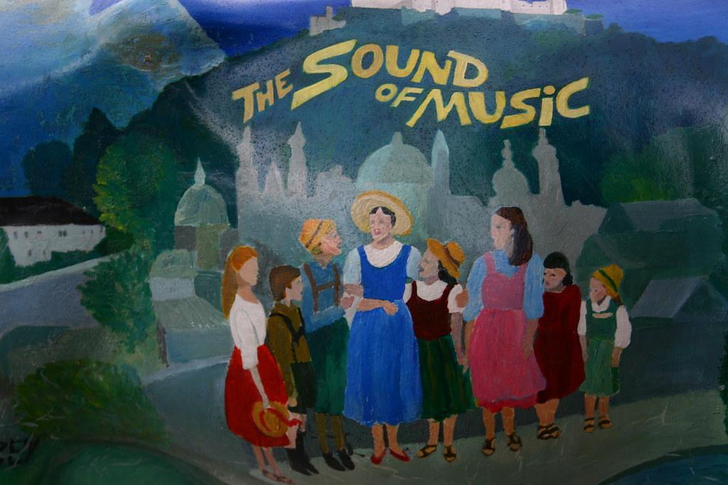 The Sound of Music, Salzburg, Austria
