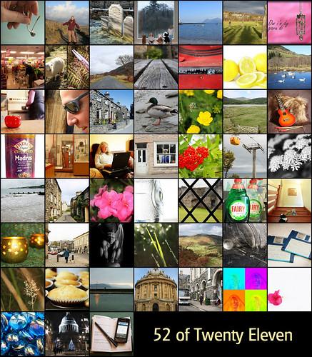 52 of Twenty Eleven by Helen in Wales