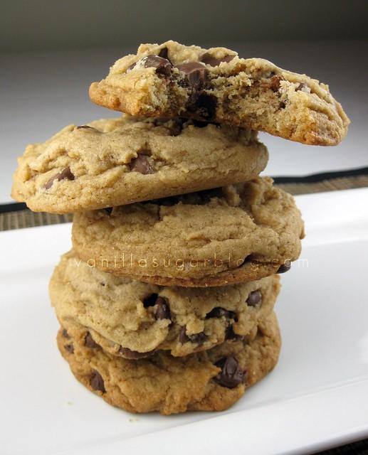 Thin Crispy Chocolate Chip Cookies America S Test Kitchen