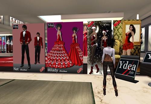 Outfits navideños para Nochevieja (free) by Cherokeeh Asteria