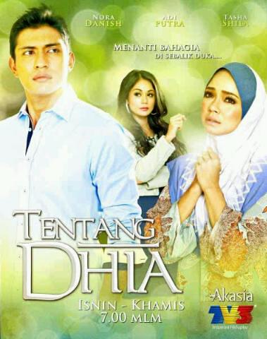 Episod Akhir Drama Tentang Dhia by anna_fauziana