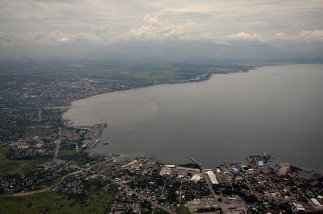 General Santos City aerial