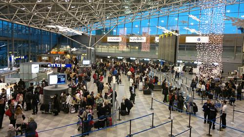 Helsinki T2 Departures by Rollofunk