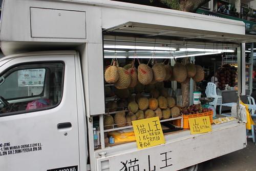 Durian Truck!