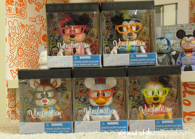 Vinylmations Nerds Xmas