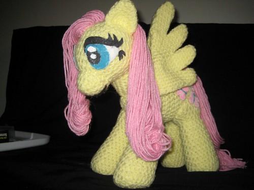 Fantasy Friday: Free My Little Pony Pattern | Crochet unicorn ... | 375x500