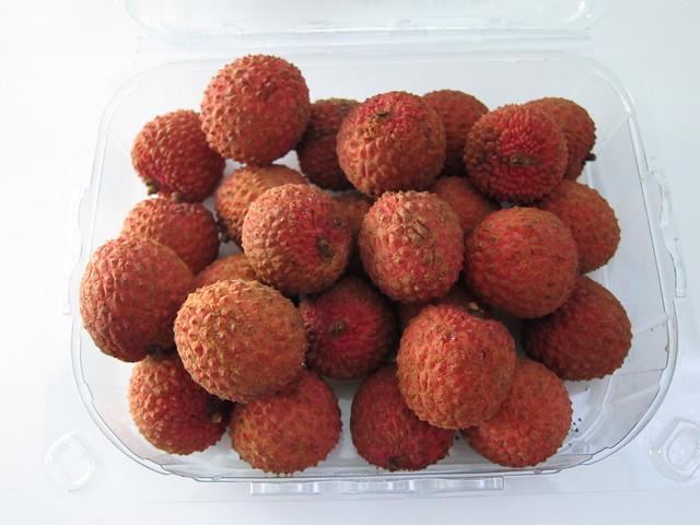 Australian lychees