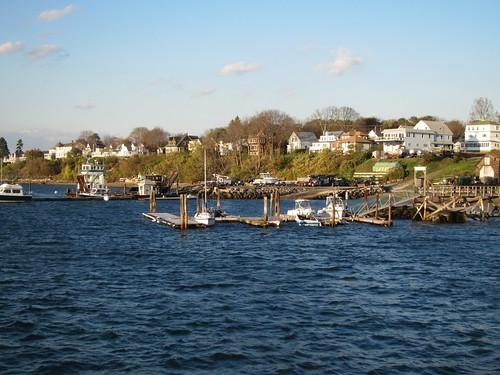 front shore