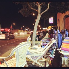 Sleeping out for the Rose Parade. #roseparade #newyears #socold