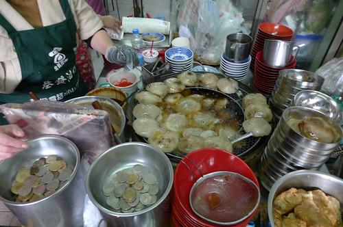Changhua Vegetarian Restaurant - Changhua, Taiwan